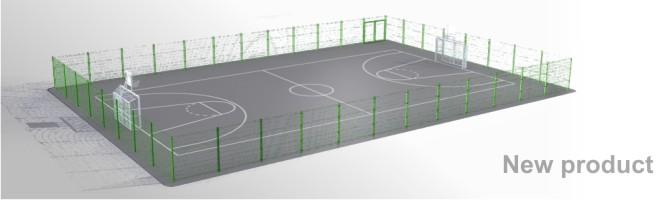 Enclosed arenas